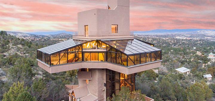 La casa pi alta del mondo in vendita for Migliore casa del mondo in vendita