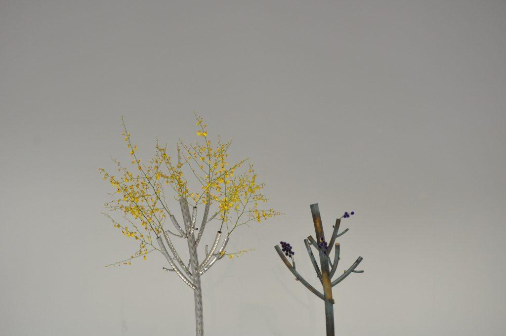 Fuorisalone 17 - Flower/Metal- Superstudio