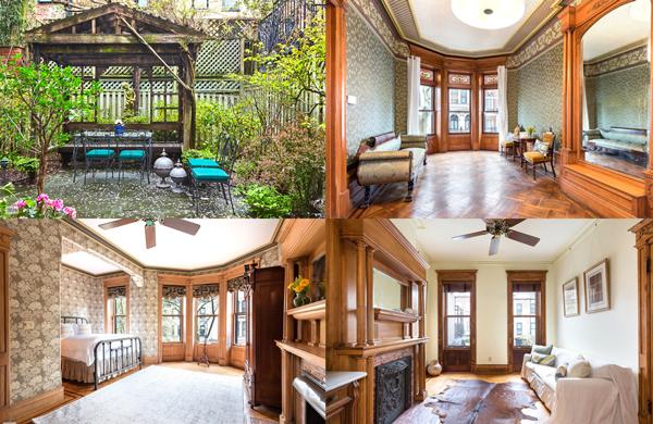 La storica residenza di obama a new york in vendita for Piani di casa di new orleans