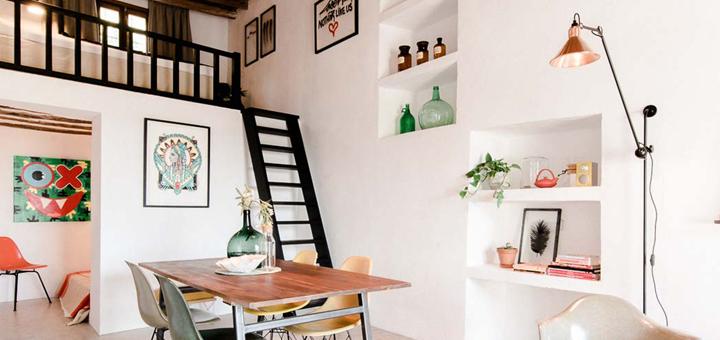 Una stalla trasformata in una bellissima casa autosufficiente - Casa ecologica autosufficiente ...