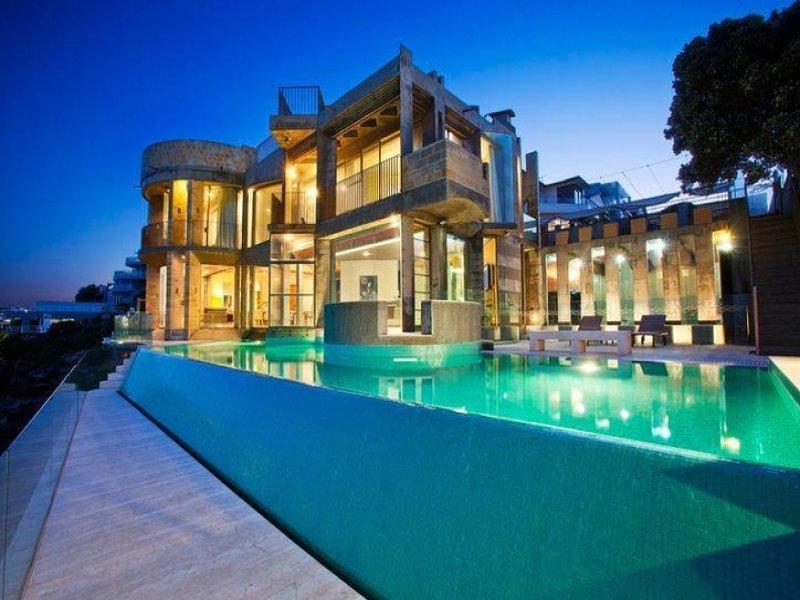 Il giro del mondo in 80 case da sogno il paradiso all - Case bellissime con piscina ...