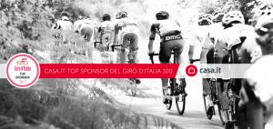Giro d'Italia e nuovo logo