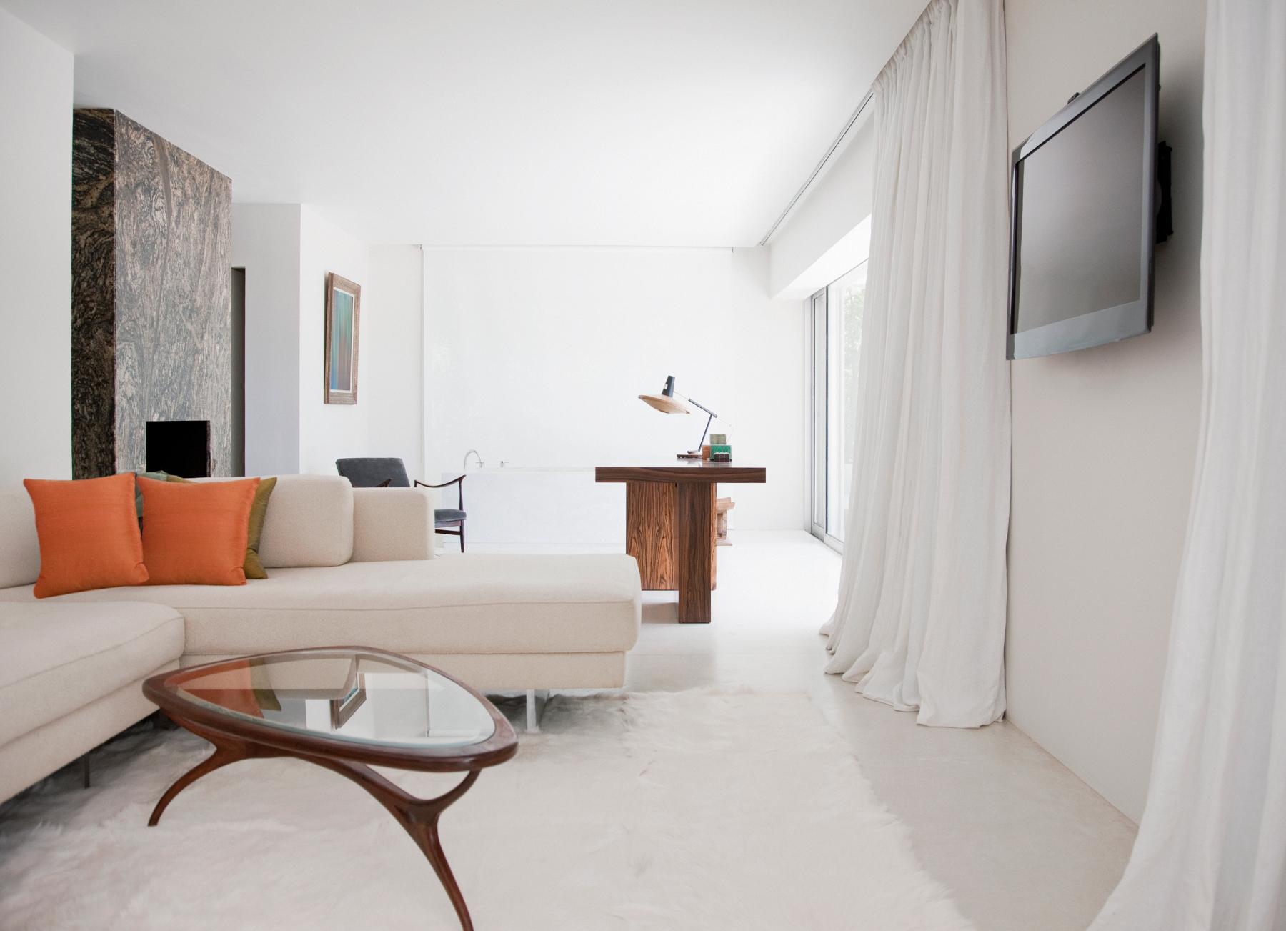 Tende Per Soffitti Alti : Il trucco per dare un tocco di stile in più alla casa casa