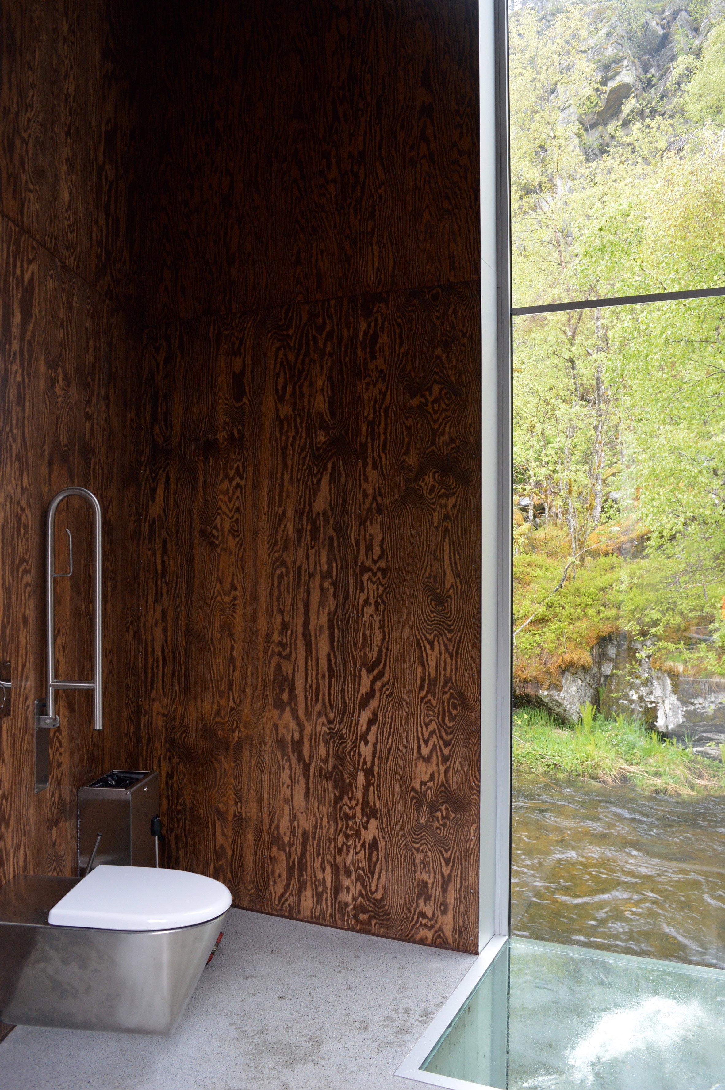 Il bagno pi bello del mondo in norvegia - La casa del bagno ...
