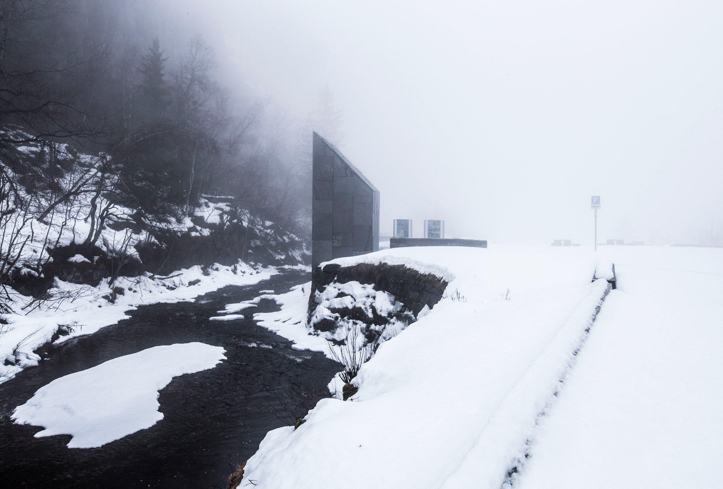 Il bagno pi bello del mondo in norvegia - Comprare casa in norvegia ...