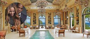 La mega villa  di Jay Z e Beyoncé