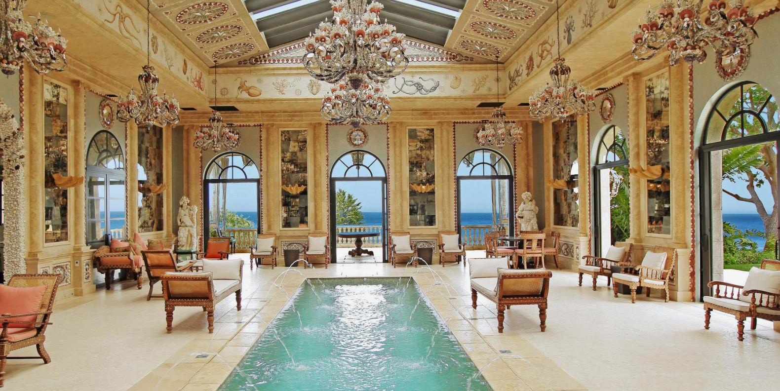 La mega villa di malibu di jay z e beyonc for Case in affitto con seminterrato finito