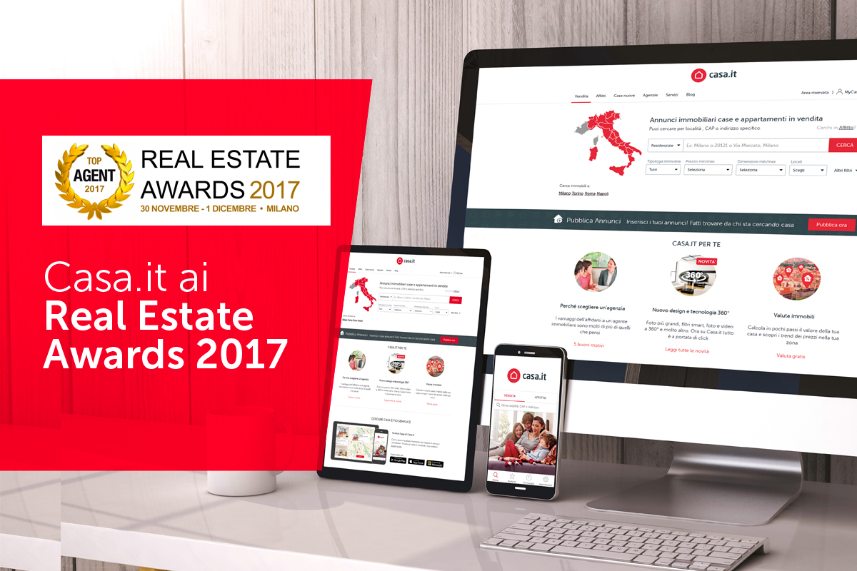 Casa.it ai Real Estate Awards