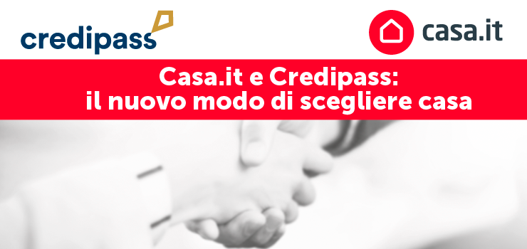 Partnership Casa.it Credipass