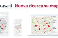 La nuova ricerca su mappa su Casa.it