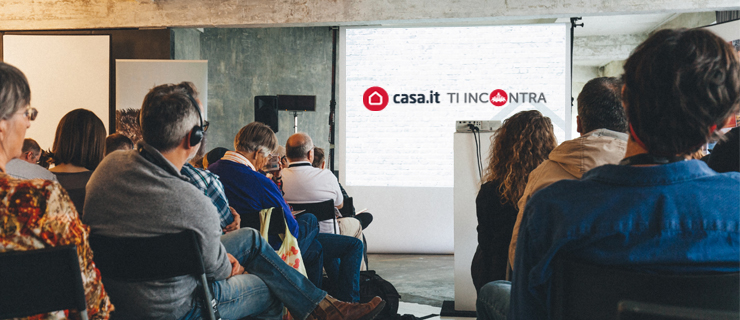 Casa.it ti incontra: workshop per il Real Estate