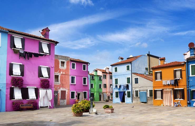 Casa Colorata Desideri