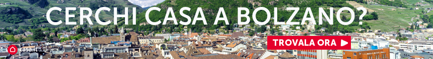 Bolzano è il luogo ideale per vivere