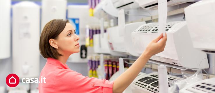 Come ridurre i consumi dei condizionatori