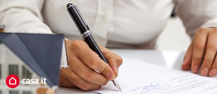 contratto preliminare non registrato