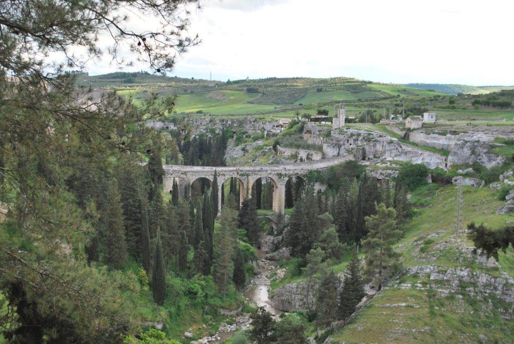Ponte dell'Acquedotto di Gravina in Puglia (BA) © FAI