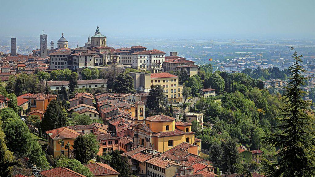 Città di Bergamo © FAI