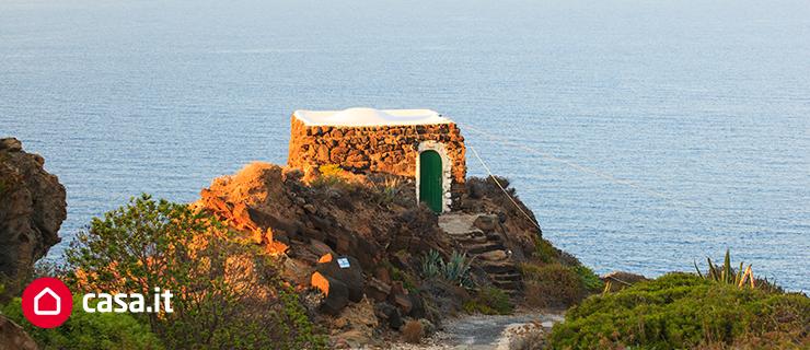 dammusi di pantelleria