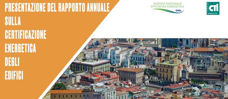 Rapporto annuale sulla Certificazione Energetica