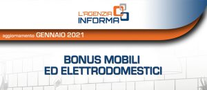 Guida al bonus mobili 2021