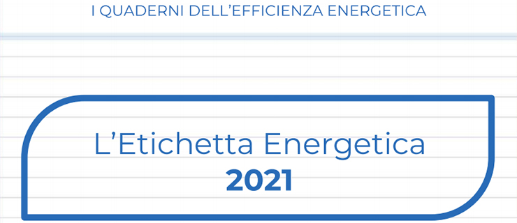 etichette energetiche 2021