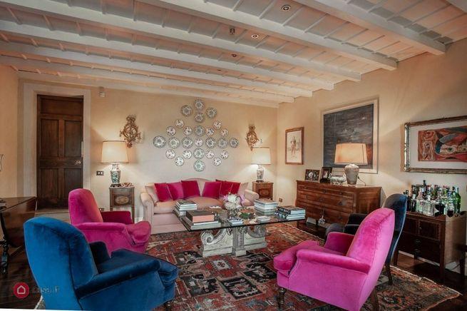 villa stilista milanese