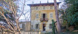 La villa di Giolitti su Casa.it