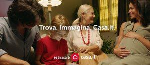 Casa.it presenta il nuovo spot